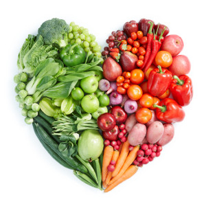 Multi - Heart Veggies